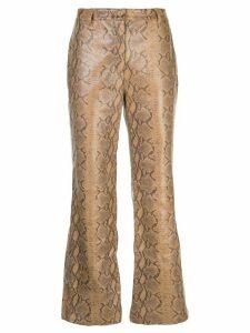 Nili Lotan Vianna trousers - Brown