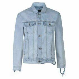 Abrand Drop Denim Jacket