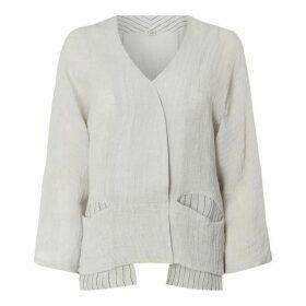 Crea Concept Crea Stripe Jacket Ld92