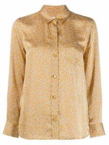 Equipment Pleema blouse - Yellow