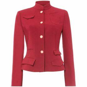 Damsel in a Dress Daria Pocket Detail Jacket