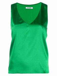 Styland v-neck tank top - Green