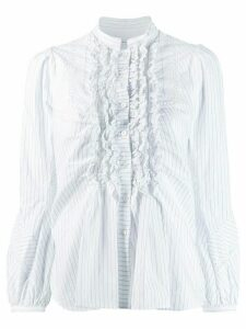 High by Claire Campbell Blink blouse - White