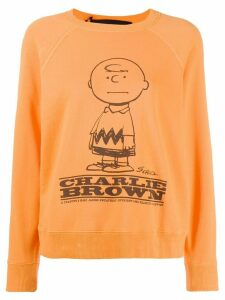 Marc Jacobs Marc Jacobs x Peanuts® sweatshirt - ORANGE