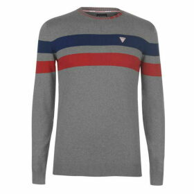 Guess Saint Knit Jumper Mens