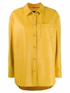 Escada oversized shirt - Yellow