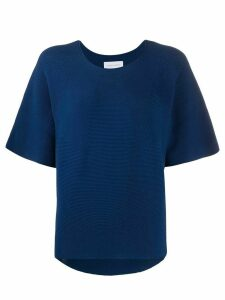 Christian Wijnants Koda knitted top - Blue