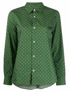 A.P.C. Mirielle buttoned shirt - Green
