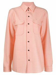 Jil Sander Millie tailored shirt - PINK