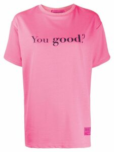 irene is good You Good cotton T-shirt - PINK