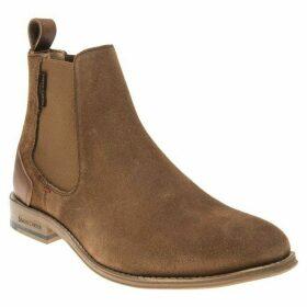 Simon Carter Elgar Boots, Tan