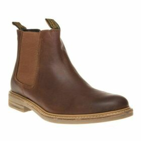 Barbour Farsley Boots, Tan