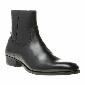SOLE Prince Boots, Black Crust