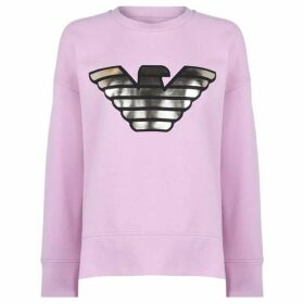 Emporio Armani Gold Eagle Sweater