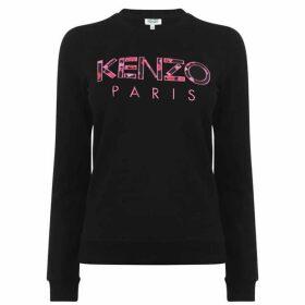 Kenzo Classic Paris Crew Sweatshirt