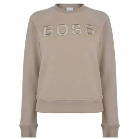 Boss Teleanor Logo Sweater