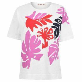Marni Floral T Shirt