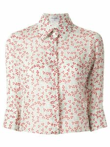 Chanel Pre-Owned floral print blouse - Multicolour