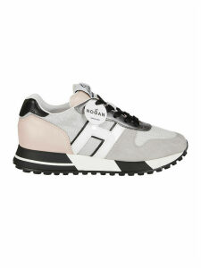 Hogan Multicolor Leather H383 Sneakers