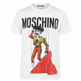 Moschino Matador Puppet T Shirt