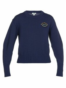 Kenzo Beaded Eye Crest Jumper