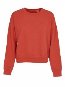 Levis Red Sweatshirt