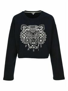 Kenzo Ikat Tiger Boxy Sweatshirt