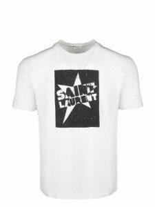 Saint Laurent saint Laurent Star T-shirt