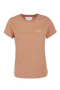Helmut Lang Short Sleeve T-Shirt