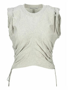 T By Alexander Wang Ruched Top