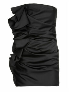 Alexandre Vauthier Dress With Ruffle