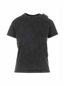 Balenciaga Fitted T-shirt