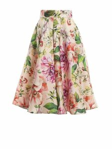 Dolce & Gabbana Skirt Flowers