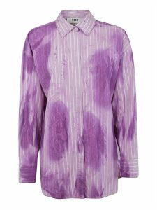 Stripe Faded Shirt