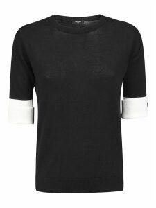 N.21 Ribbed Sweatshirt