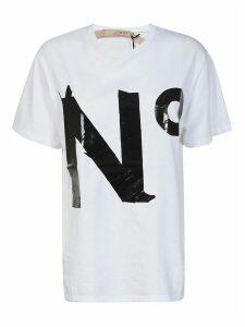 N.21 Tape Logo T-shirt