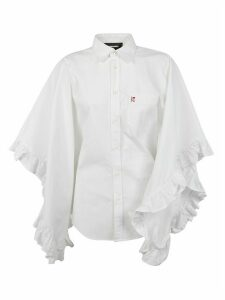 Dsquared2 Flared Sleeves Shirt