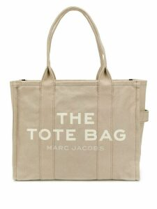 Marc Jacobs The Traveler tote bag - NEUTRALS