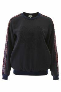 Kenzo Double Net Tiger Sweatshirt
