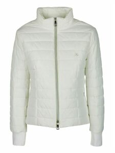 Fay Zip-up Puffer Jacket