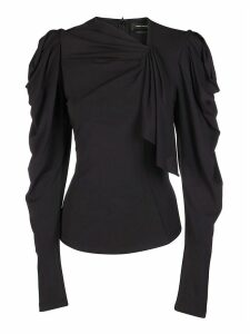 Isabel Marant Black Gilian Blouse