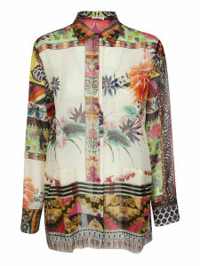 Etro Multicolor Cotton Shirt