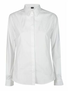 Fay White Cotton Shirt