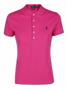 Polo Ralph Lauren Fuchsia Cotton Polo Shirt