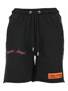 Heron Preston Concret Jungle Sweatshorts