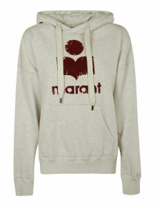 Isabel Marant Logo Front Hoodie