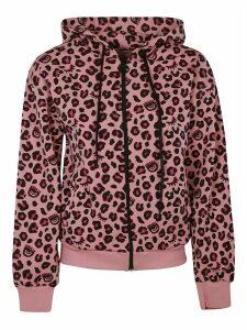 Chiara Ferragni Leopard Hoodie