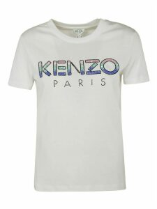 Kenzo Straight Sequined T-shirt