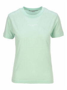 Stella Mccartney Logo Print T-shirt