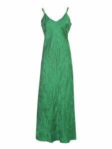 Essentiel Antwerp Vegetarian Long Slip Dress Thin Strap
